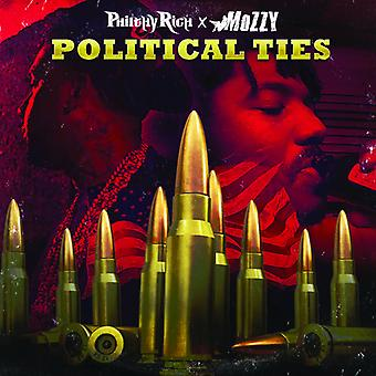 Philthy Rich / Mozzy - politieke banden [CD] USA import