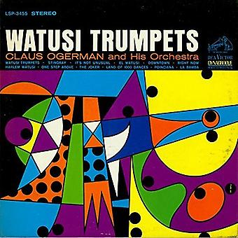 Claus Ogerman - Watusi trompeter [CD] USA import