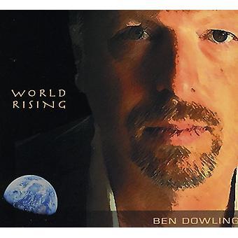 Ben Dowling - verden stiger [CD] USA import