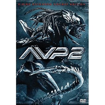 Alien Vs Predator: Survival of Extended Combat Edition (2 DVD)