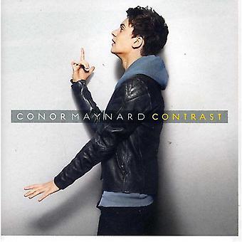 Conor Maynard - kontrast [CD] USA import