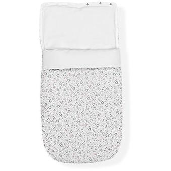 Interbaby Funda Carro Universal Model Pique blomster