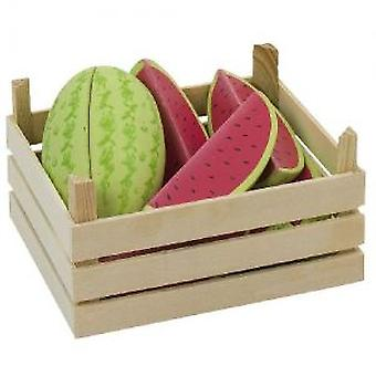 Goki Melons in fruit crate (Toys , Home And Professions , Professions)