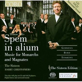 T. Tallis - Spem in Alium: Music for Monarchs and Magnates [SACD] USA import