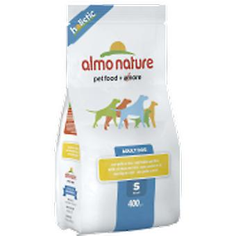 Almo nature holistisk Medium Adult lam (hunde, hund næring, tørfoder)