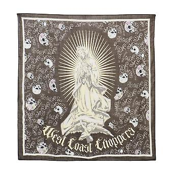 West Coast choppers multipurpose Saint scarf