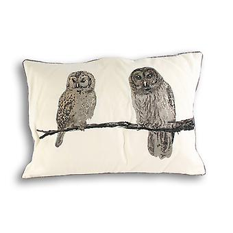 Riva Home Owl Cushion Cover