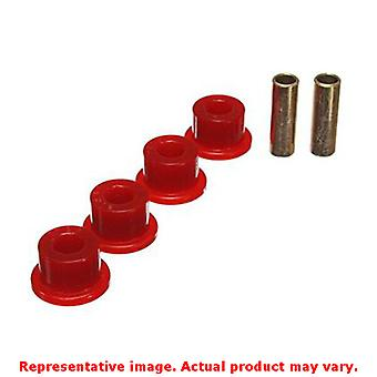 Energy Suspension Universal Link Bushings 9.9489R Red Fits:UNIVERSAL 0 - 0 NON