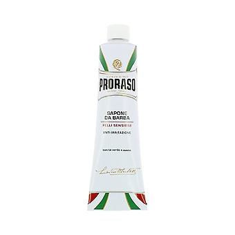 Proraso Italian Shaving Cream Tube Sensitive 150ml