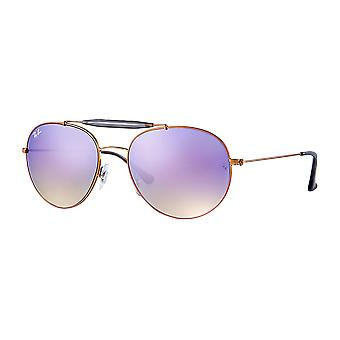 Ray - Ban RB3540 Large Bronze gloss Lila gradient