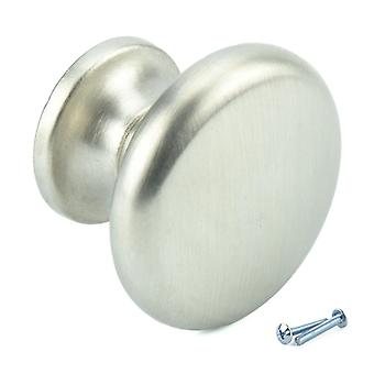 M4TEC Interior Kitchen Cabinet Door Knobs Cupboards Drawers Bedroom Furniture Pull Handles Stainless Steel. P6 series