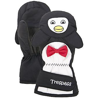 Overtreding Childrens/Kids Flip Flap Winter wanten