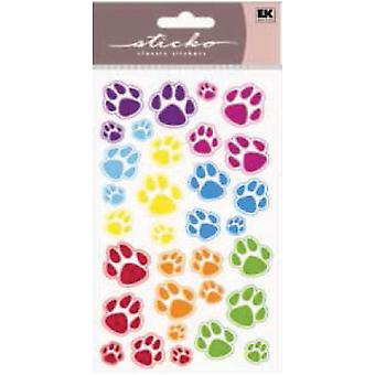 Sparkler Classic Stickers Animal Tracks E5220028