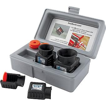 Allstar ALL11082 Koul Tool Kit for -10 AN to -16 AN Fitting/Hose