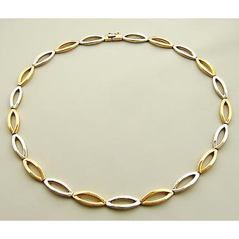 Christian bicolor necklace