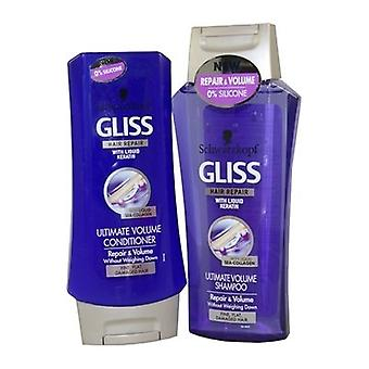 Schwarzkopf Gliss Hair Repair Ultimate Volume