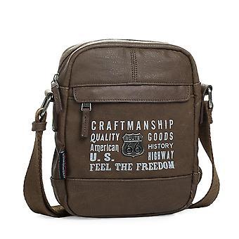 R25719 taske skuldertaske til ridder rute 66 Utah