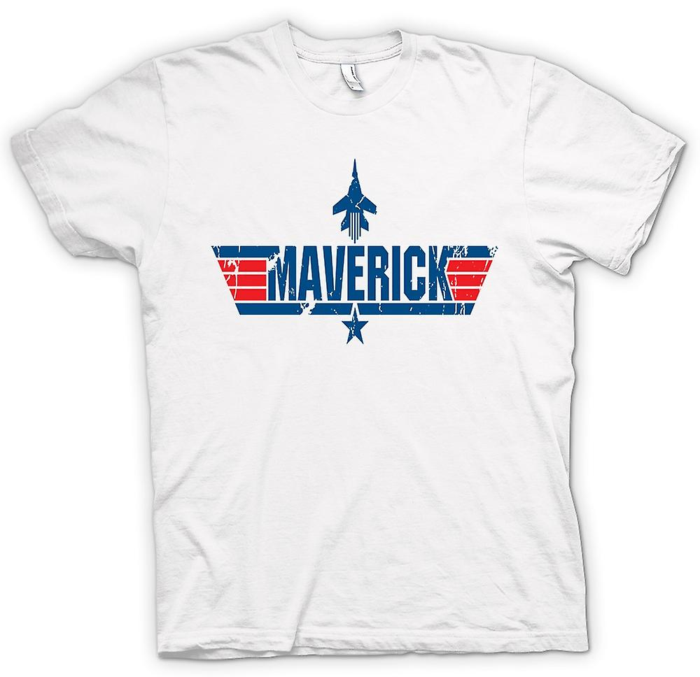 Hommes T-shirt - Top Gun Maverick USAF - Film