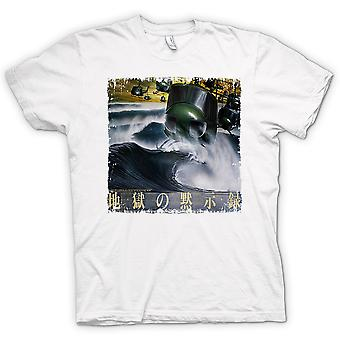 Mens T-shirt - Apocalypse Now Japanese - Poster
