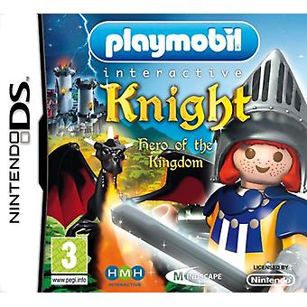 Playmobil Knight (Nintendo DS)