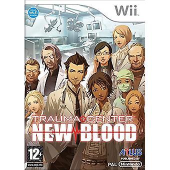 Trauma Centre New Blood (Nintendo Wii)