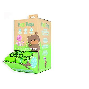 Beco Dog Waste Disposal Plastic Bags Single Roll Counter Top Display
