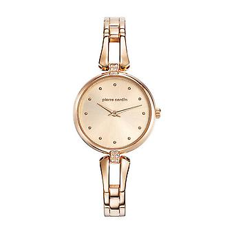 Pierre Cardin ladies watch wristwatch Pleyel femme Rosé PC107582F04