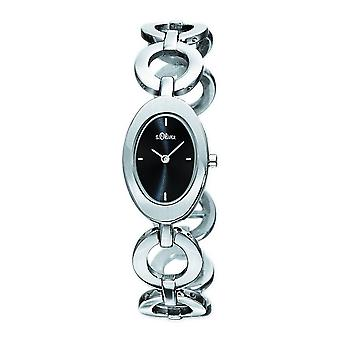 s.Oliver ladies wrist watch analog quartz SO-15078-MQR