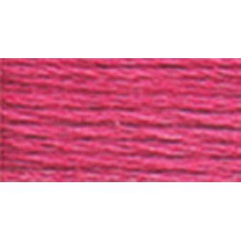 Anchor 6-Strand Embroidery Floss 8.75Yd-Magenta Dark
