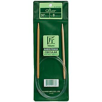 Takumi Bamboo Circular Knitting Needles 36