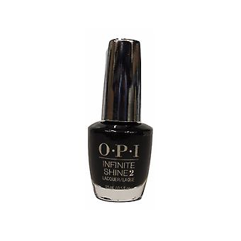 Opi- Nail Lacquer- Infinite Shine -   We'Re In The Black       1/2 Fl Oz