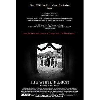The White Ribbon Movie Poster (11 x 17)
