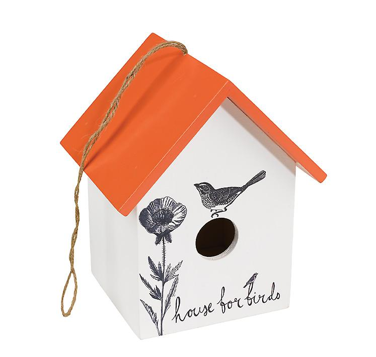 Bird House Thoughtful Gardener by Wild & Wolf