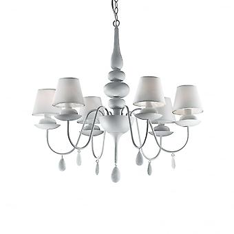 Ideal Lux Blanche Sp6 White