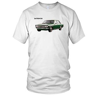 Datsun 510 Classic Car Kids T Shirt