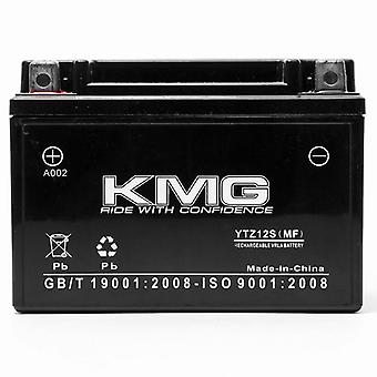 KMG Honda CTX700 2014 Replacement Battery YTZ12S Sealed Maintenace Free Battery High Performance 12V SMF OEM Replacement Maintenance Free Powersport Motorcycle Scooter