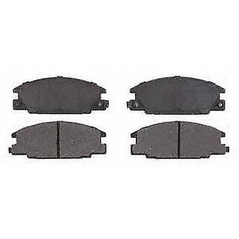 Raybestos PGD363C Professional Grade Ceramic Disc Brake Pad Set