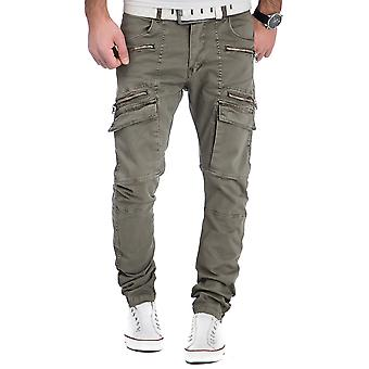 L.A.B 1928 mens pants khaki
