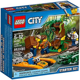 LEGO 60157 Jungle Startset