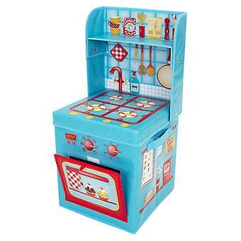 Pop-it-Up Speel- en Opslagbox Keuken