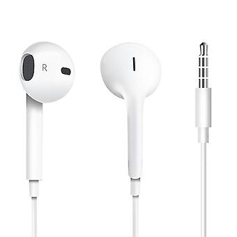 Genuine Apple Earphones with 3.5 mm headset EarPods remote control Microphone for iPhone 5 6 s Plus 6 Plus SE 5 s