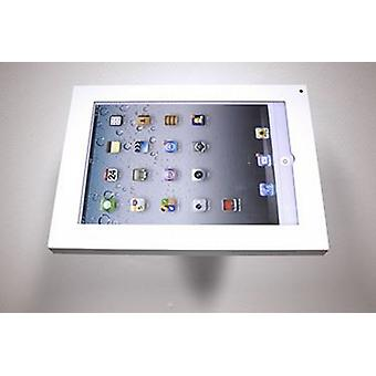 Odyssey iPad stand white - wall model- Suitable for iPad AIR, iPad 2-4 and many 9.7