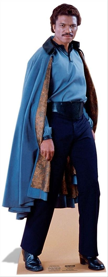 Lando Calrissian from Star Wars Lifesize Cardboard Cutout / Standee / Standup
