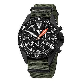 KHS MissionTimer 3 OT mens watch watches chronograph KHS. MTAOTC.NO