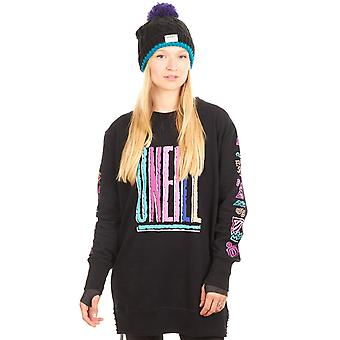 ONeill Black Out Re-Issue Crew Womens Sweater