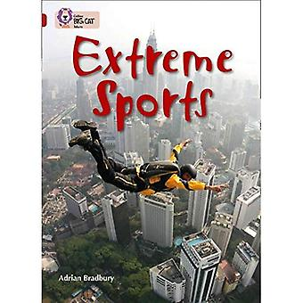 Collins Big Cat - Extreme Sports: Band 14/ Ruby