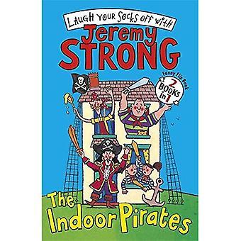 Os piratas piratas/o interiores interiores na ilha do tesouro