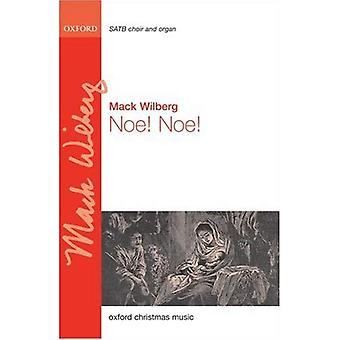 Noe! Noe!: Klavierauszug