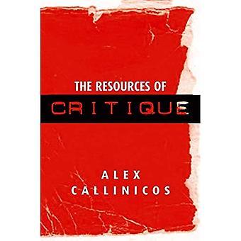 Les ressources de la Critique