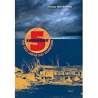 Kategori 5: 1935 Labor Day orkanen (Florida Quincentennial böcker)